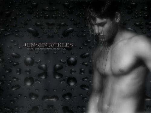 Jensen in ducha, ducha de