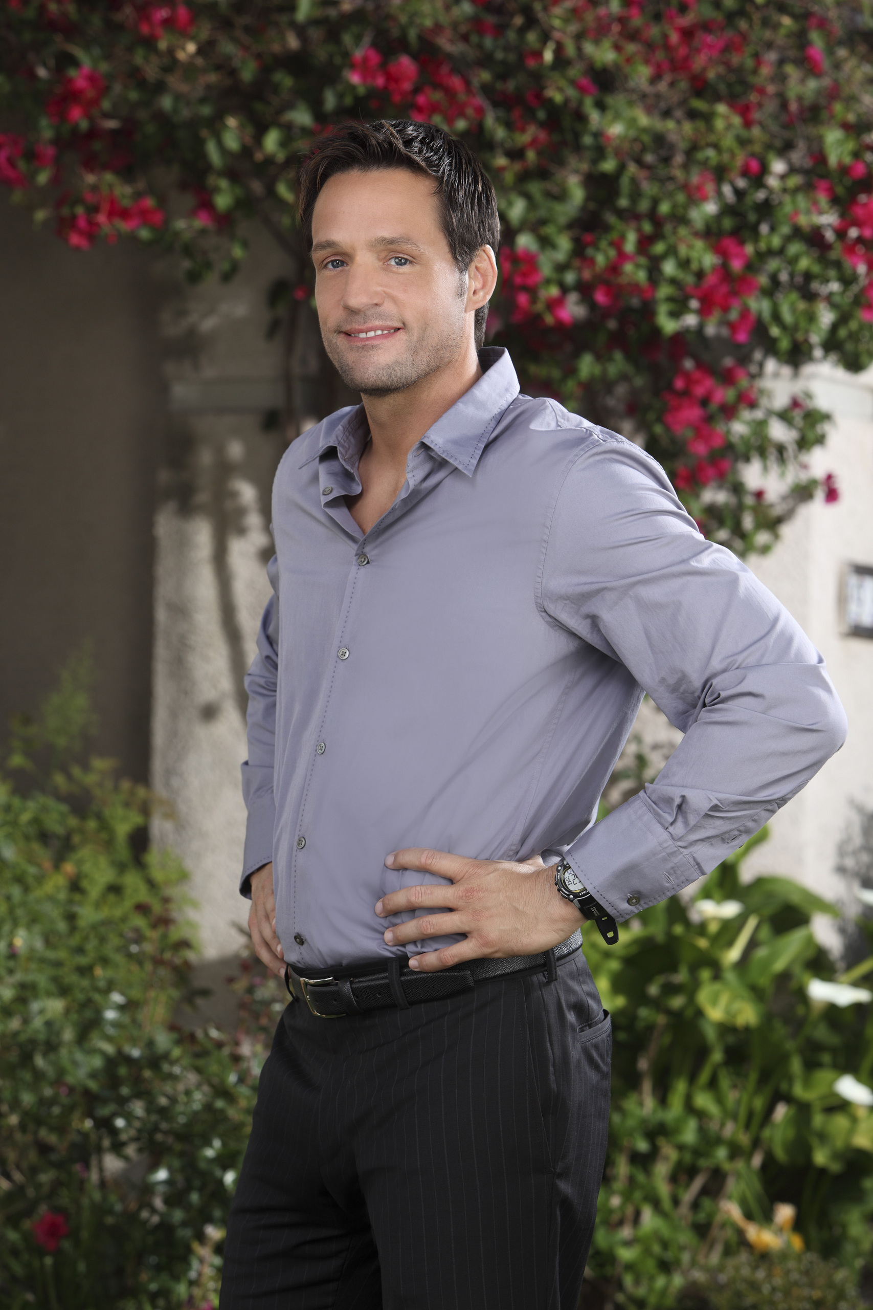 Josh Hopkins as Grayson