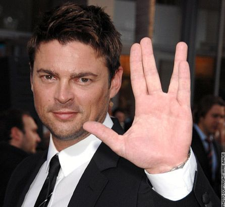 Karl Urban - New Leonard 'Bones' McCoy