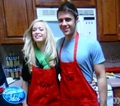 kris-allen - Kris & Katy in the Kitchen screencap