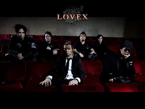 Lovex wallpaper