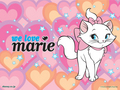 Marie Wallpaper