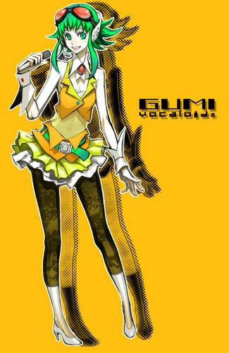 Megpoid or Gumi