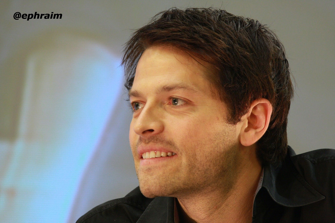 Misha Collins - Misha Collins Photo (6296032) - Fanpop