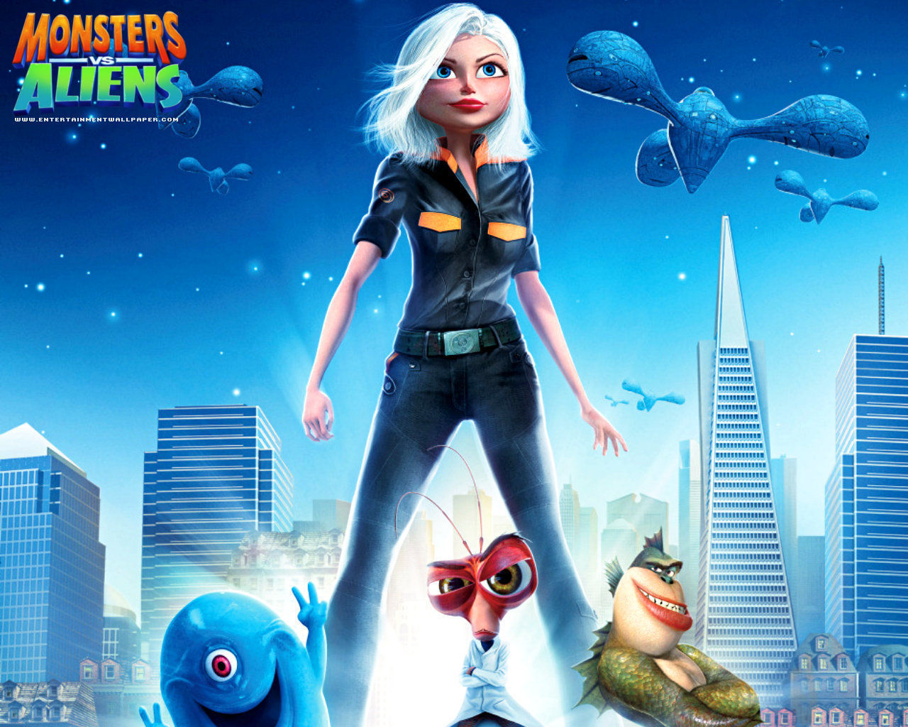 Agree, Monsters vs aliens think