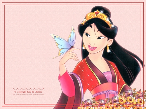 Mulan wallpaper entitled Mulan Wallpaper