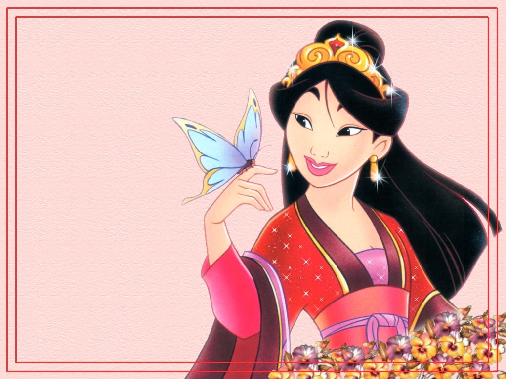 mulan disney leading ladies wallpaper 6252800 fanpop