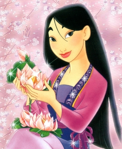 disney Leading Ladies fondo de pantalla entitled mulan