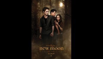 New Moon Official Teaser Poster