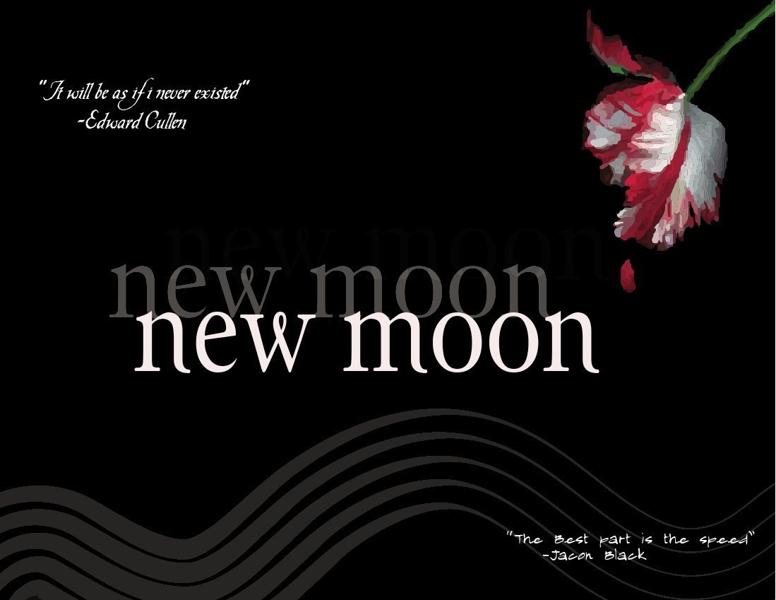 New Moon Hintergrund