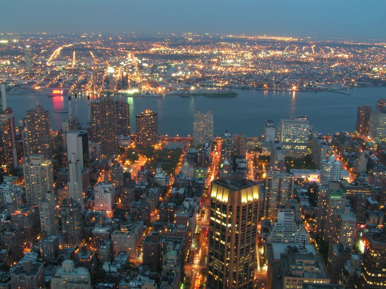 New York - new-york Wallpaper