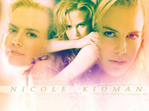 Nicole Kidman wallpaper containing a portrait entitled Nicole Kidman