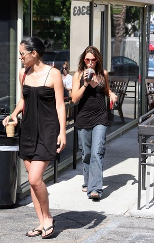Nikki Reed out in LA - May 14