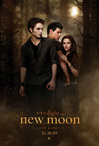 Official New Moon Picture!!!!!
