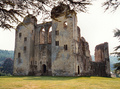 Old Wardour Castle - scenery - robin-hood-prince-of-thieves photo