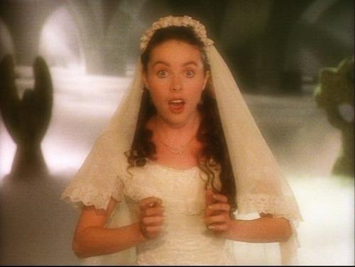 sarah brightman wallpaper titled Phantom of the Opera musik Video Screencap