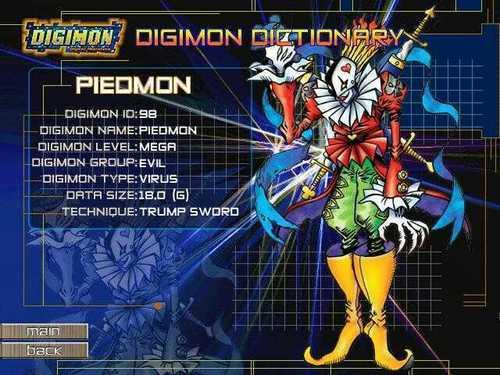 Piedmon profil