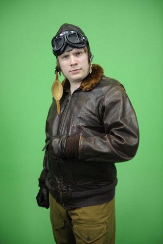 Pilot Patrick <3
