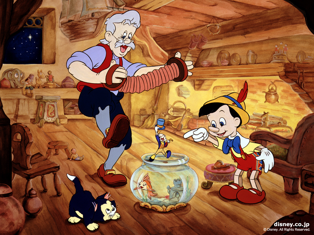 Pinocchio images wallpaper hd and