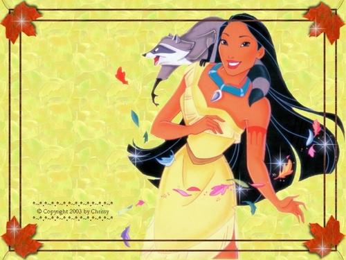 Pocahontas वॉलपेपर