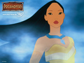 Pocahontas Wallpaper