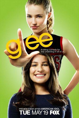 Rachel & Quinn Poster.