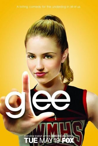 Quinn Poster. - glee Fan Art