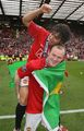 Prem Champs :) - wayne-rooney photo