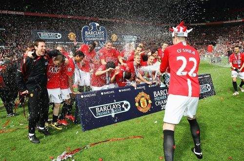Premier League Champions 08/09