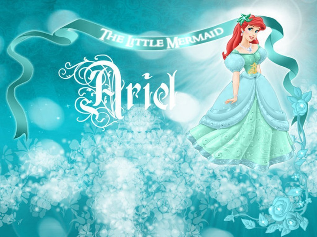 princess ariel disney princess wallpaper 6260010 fanpop