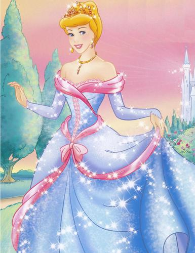 Princess cinderella