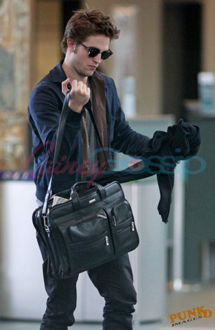 Rob Leaving Vancouver