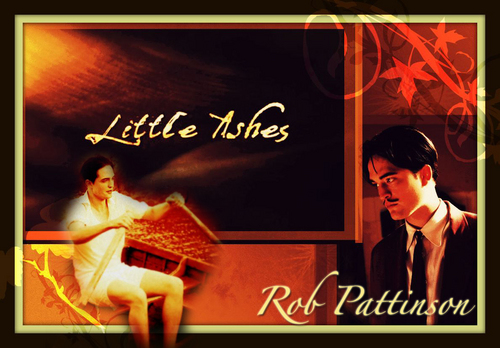 Rob as Salvador Dalí in Little Ashes <3