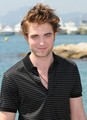 Rob at Cannes  - twilight-series photo