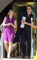 Robert Pattinson leaving the Eden Roc hotel - May 19 - twilight-series photo