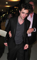 Robert Pattinson out in Cannes - May 18 - twilight-series photo