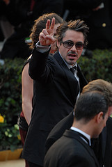 Robert Downey Jr. wallpaper containing a business suit called Robert misc.