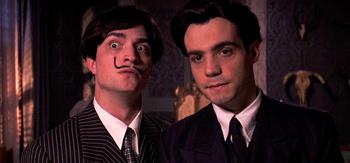 Salvador Dalí & Federico García Lorca