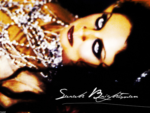 sarah brightman wallpaper titled Sarah wallpaper