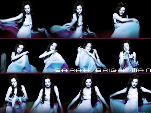 Sarah fondo de pantalla