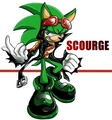 Scourge wallpaper - scourge-the-hedgehog photo