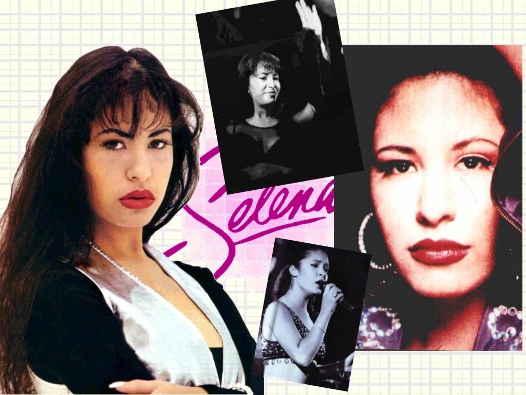 Selena Quintanilla-Pérez Wallpaper