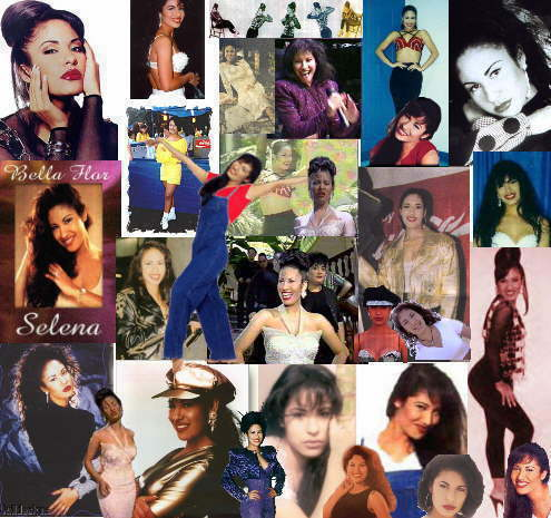 Selena Quintanilla-Pérez wallpaper possibly containing anime titled Selena