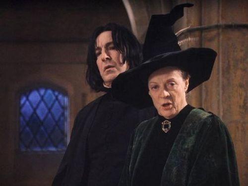 Severus/Minerva