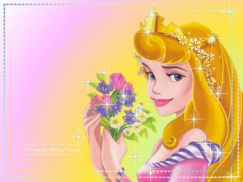 Sleeping Beauty fondo de pantalla