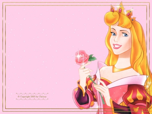 sleeping beauty wallpaper called Sleeping Beauty wallpaper