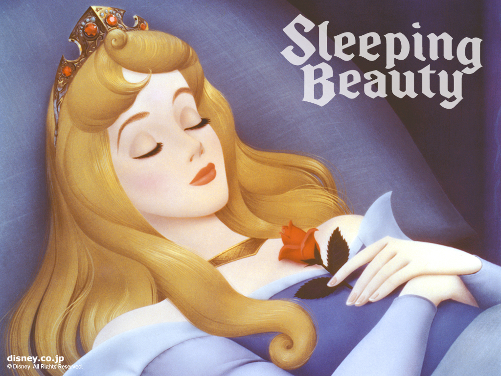 Sleeping Beauty Wallpaper Sleeping Beauty Wallpaper
