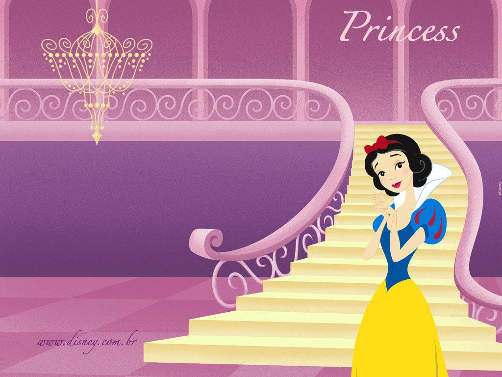 Snow White Kertas Dinding Disney Princess Kertas Dinding