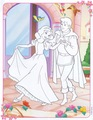 Snow White and Prince - disney-couples fan art