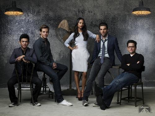étoile, star Trek cast